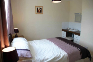 The Granary double bedroom