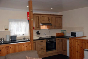 The Granary fully equipped kitchen